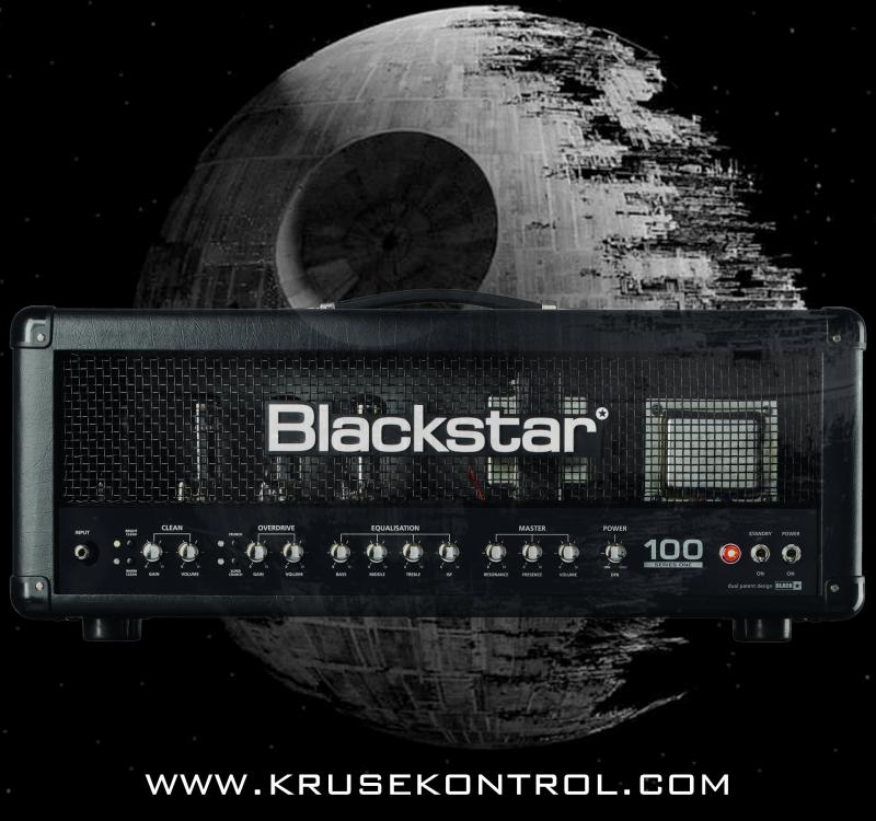 Blackstar Death Star Mod
