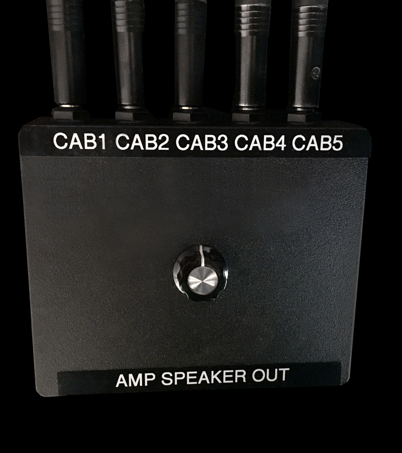 KRUSE amp cab switching router selector Unit 1