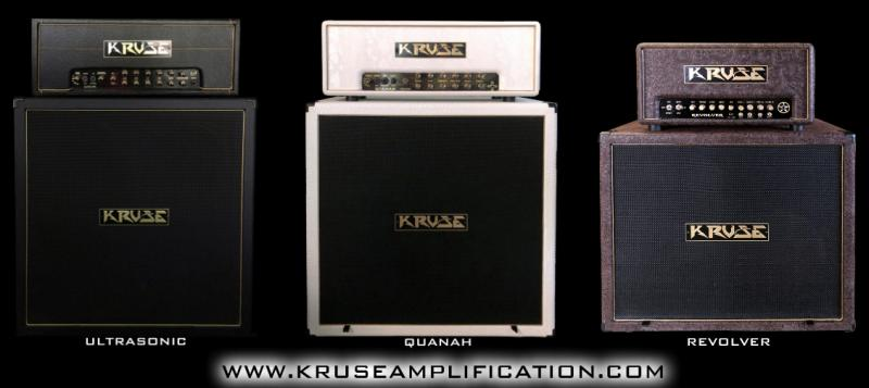 Kruse Amplification Website Amps