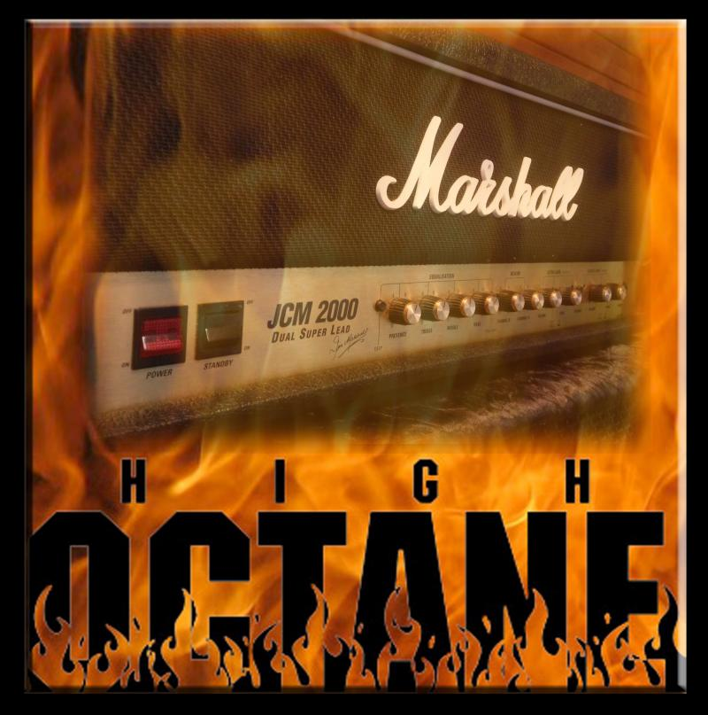 Marshall JCM2000 High Octane Mod